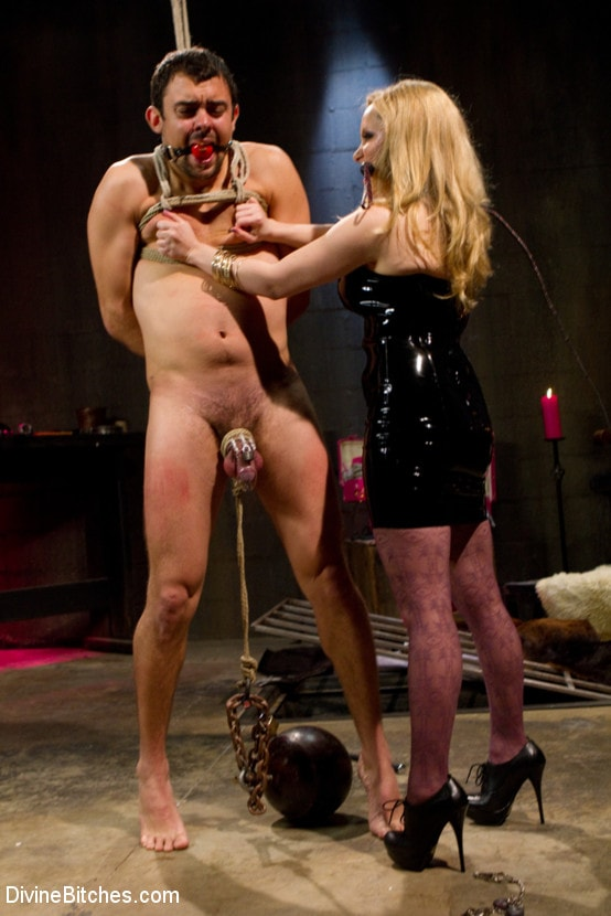 Kink 'From Worthless To Worthy In Five Mistresses: Episode 1' starring Scout (Photo 4)