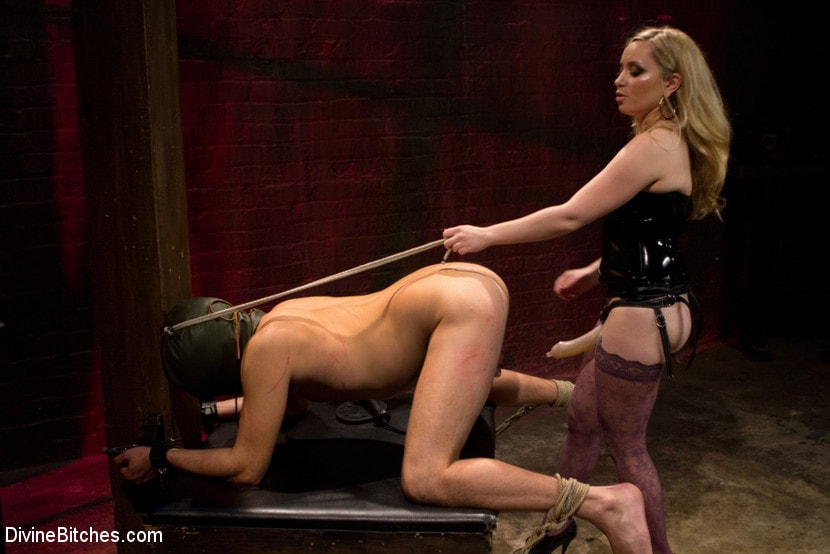 Kink 'From Worthless To Worthy In Five Mistresses: Episode 1' starring Scout (Photo 7)