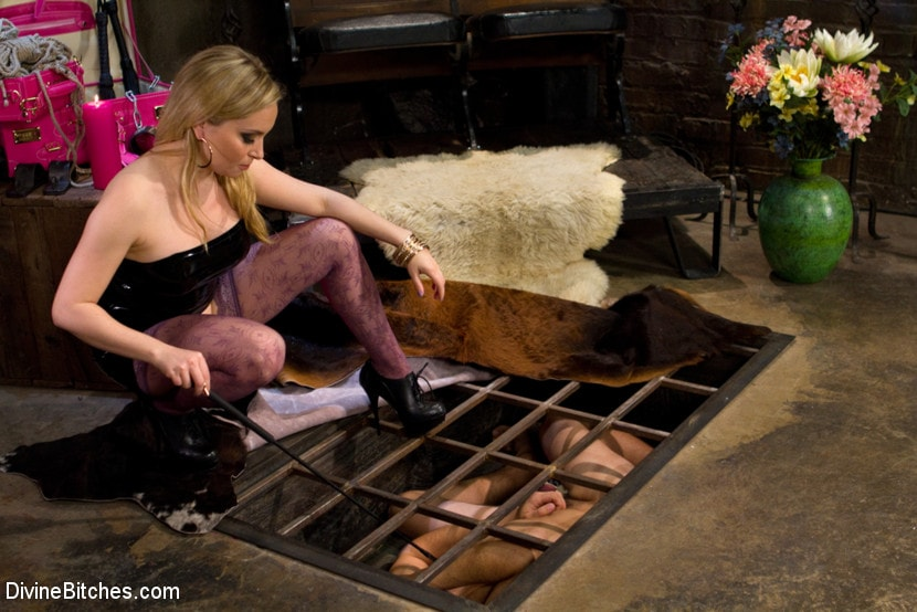 Kink 'From Worthless To Worthy In Five Mistresses: Episode 1' starring Scout (Photo 15)