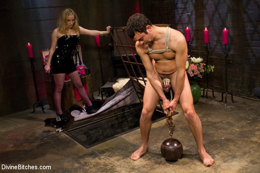 Kink 'From Worthless To Worthy In Five Mistresses: Episode 1' starring Scout (Photo 19)