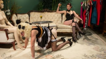 Maitresse Madeline in 'Sissification and Humiliation'