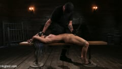 Serena Blair - Girl Next Door Serena Blair Restrained and Made to Cum in Rope Bondage (Thumb 14)