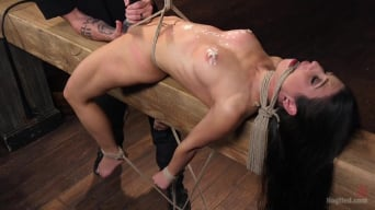 Serena Blair in 'is Back in Extreme Bondage and Cumming Like a Whore'