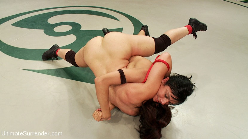 Kink 'Rough Rider takes on the veteran Pistol in her first match.' starring Sheena Ryder (Photo 8)