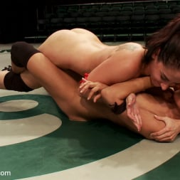 Sheena Ryder in 'Kink' Rough Rider takes on the veteran Pistol in her first match. (Thumbnail 14)