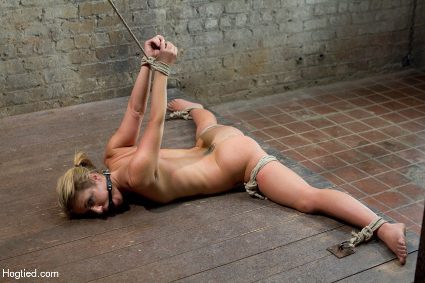 Kink 'Blonde fuck slut squeals and begs to cum.' starring Sheena Shaw (Photo 4)