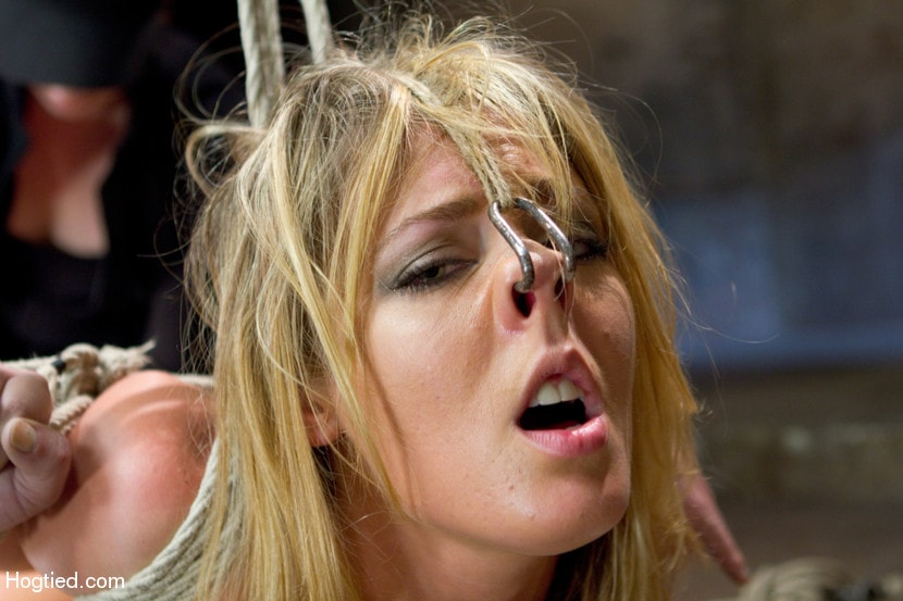 Kink 'Blonde fuck slut squeals and begs to cum.' starring Sheena Shaw (Photo 13)