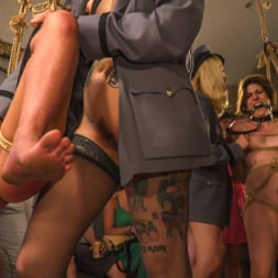 Silvia Rubi in 'Kink' Pet Bitches Disgraced on Public Walk (Thumbnail 12)