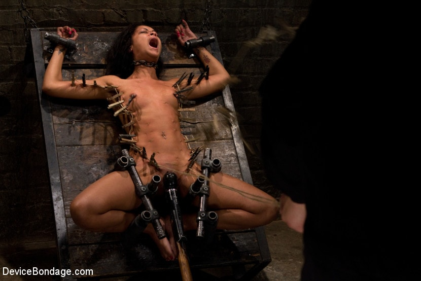 Kink 'Part 1: Orgasmic Defeat' starring Skin Diamond (Photo 15)
