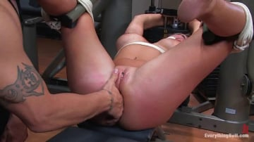 Skylar Price - Anal Workplace Workout