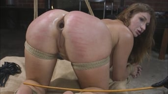 Skylar Snow in 'Attitude Adjustment: Slutty Skylar Snow gets her ass flogged, caned and fucked'