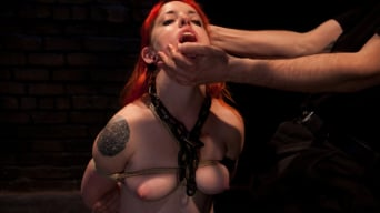 Sloane Soleil in 'Day 3 Extreme Endurance Test with a Cock Sucking Reward'