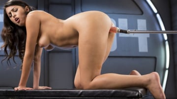 Sophia Leone - **BRAND NEW GIRL** GETS POUNDED WITH MACHINES!!!