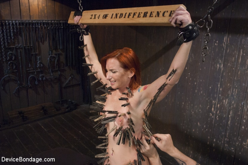 Kink '2 x 4 of Indifference' starring Sophia Locke (photo 3)