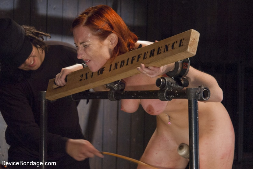 Kink '2 x 4 of Indifference' starring Sophia Locke (photo 6)