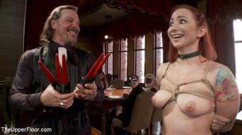 Sophia Locke in 'The Paddle Club'