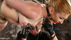 Sophia Locke - WARNING!!! EXTREME TORMENT, WATER BOARDING, AND BRUTAL BONDAGE (Thumb 09)