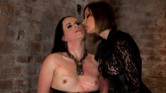 Sophie Monroe in 'Day 3 - dolly meats Princess Donna and Maitresse Madeline Take Their Turn'