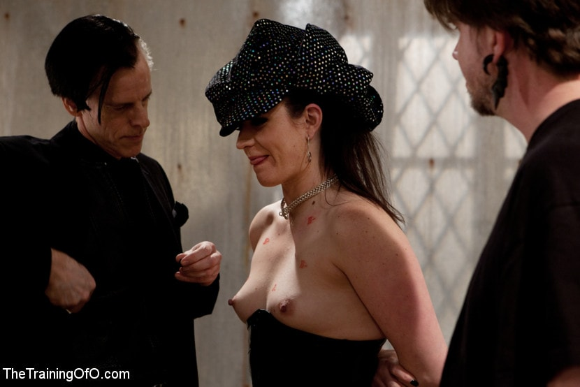 Kink 'aka dolly meats Day 1-Buried Alive, Humiliated, and Tormented' starring Sophie Monroe (Photo 1)