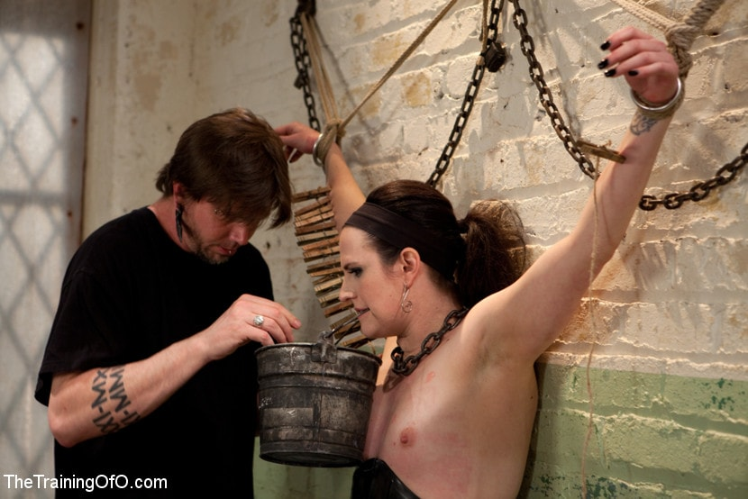 Kink 'aka dolly meats Day 1-Buried Alive, Humiliated, and Tormented' starring Sophie Monroe (Photo 5)