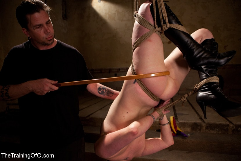Kink 'dolly meats Day 2 Interrogation, OTK, and an Intense Suspension' starring Sophie Monroe (Photo 12)