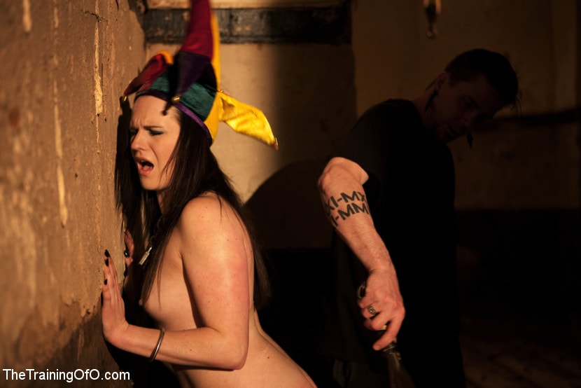 Kink 'dolly meats Day 2 Interrogation, OTK, and an Intense Suspension' starring Sophie Monroe (Photo 15)