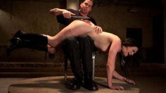 Sophie Monroe in 'dolly meats Day 2 Interrogation, OTK, and an Intense Suspension'
