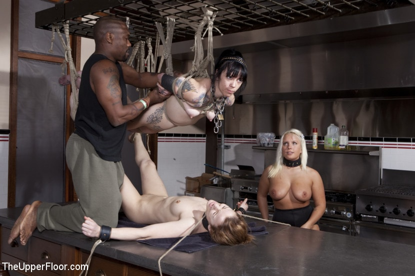 Kink 'Kitchen Service' starring Sparky Sin Claire (Photo 5)