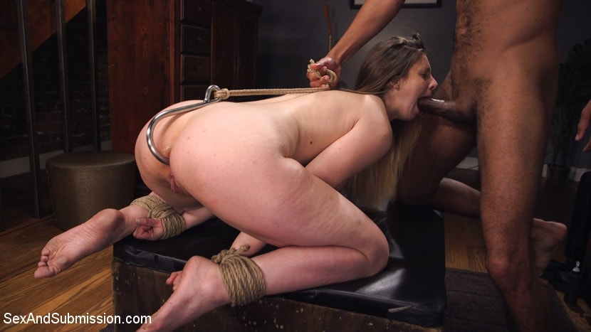 Kink 'Immigration Authority' starring Stella Cox (Photo 11)