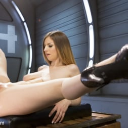 Stella Cox  in 'Kink' All Natural European Bombshell Gets Machine Fucked in the Ass!! (Thumbnail 3)