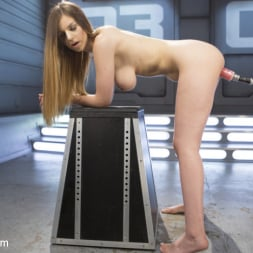 Stella Cox  in 'Kink' All Natural European Bombshell Gets Machine Fucked in the Ass!! (Thumbnail 15)