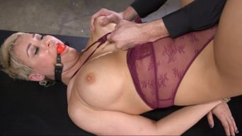 Stirling Cooper in 'Big Titted Goddess Ryan Keely Fucked, Disciplined in Rope Bondage'