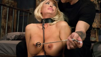 Summer Brielle in 'The Bombshell Bondage Slut'