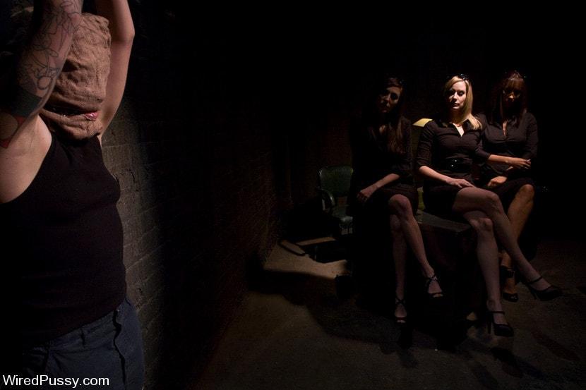 Kink 'Interrogation' starring Syd Blakovich (Photo 2)