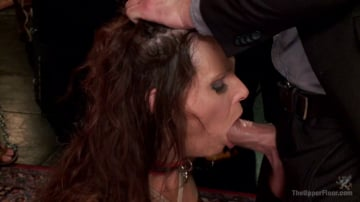 Syren de Mer - Anal Virgin Trained to Take It by Hot MILF Slave