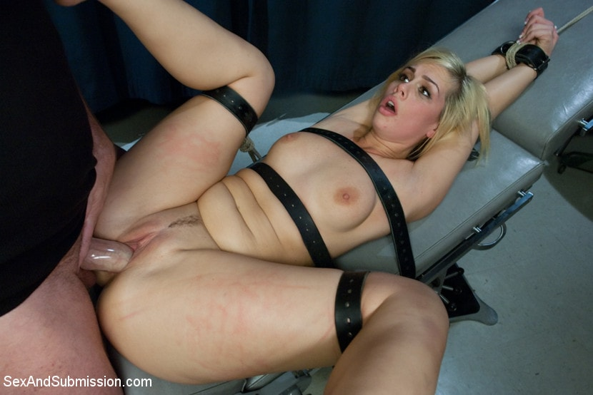Hot Girls Subjected To Kinky Sex Experiments