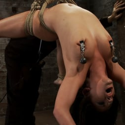 Tessa Taylor in 'Kink' Sexy girl next door is bound and suspended, stretched to the limits of the human body So helpless! (Thumbnail 4)