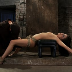 Tessa Taylor in 'Kink' Sexy girl next door is bound and suspended, stretched to the limits of the human body So helpless! (Thumbnail 10)