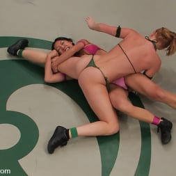 Tia Ling in 'Kink' SUMMER VENGEANCE TOURNAMENT MATCH UP! AMI EMERSON VS TIA LING (Thumbnail 1)