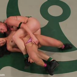 Tia Ling in 'Kink' SUMMER VENGEANCE TOURNAMENT MATCH UP! AMI EMERSON VS TIA LING (Thumbnail 12)