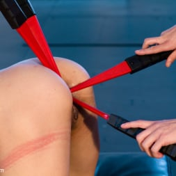 Tia Ling in 'Kink' takes Hard Electrosex with Double Penetration! (Thumbnail 15)
