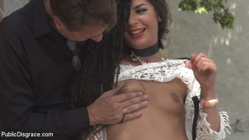 Kink 'Cock Thirsty in Hungary' starring Tina Kay (Photo 1)