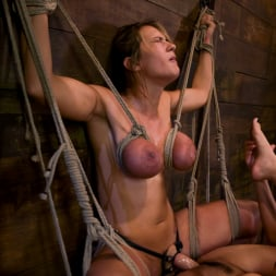 Trina Michaels in 'Kink' gets her huge tits tied and wired! (Thumbnail 10)
