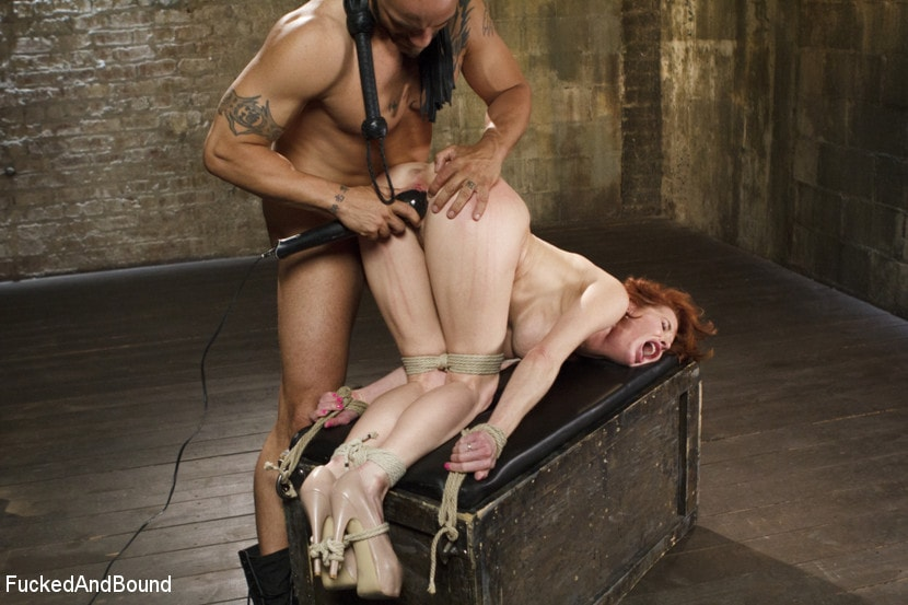 Kink 'MILF Slave' starring Veronica Avluv (photo 15)