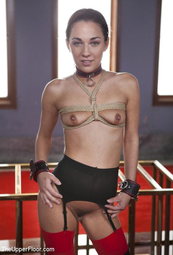 Kink 'The Nymphomaniac's Anal Apprentice' starring Veronica Avluv (Photo 14)