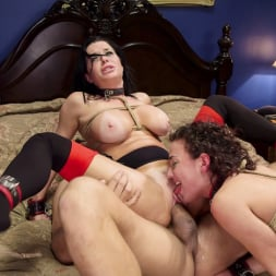 Veronica Avluv in 'Kink' The Nymphomaniac's Anal Apprentice (Thumbnail 17)