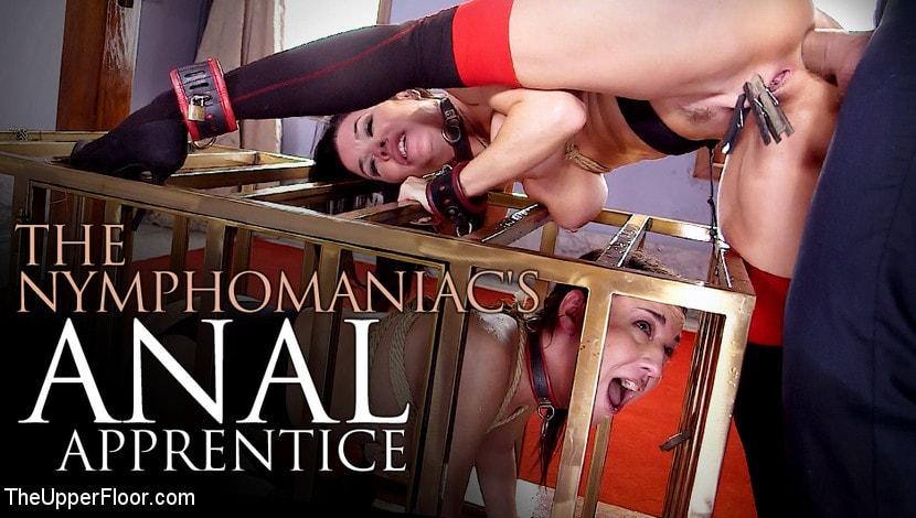 Kink 'The Nymphomaniac's Anal Apprentice' starring Veronica Avluv (Photo 19)