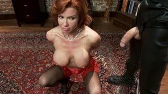 Veronica Avluv in 'The Training of a Nympho Anal MILF, Day One'