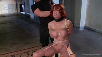Veronica Avluv - The Training of a Nympho Anal MILF, Day Three
