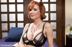 Veronica Avluv - The Training of a Nympho Anal MILF, Final Day (Thumb 06)